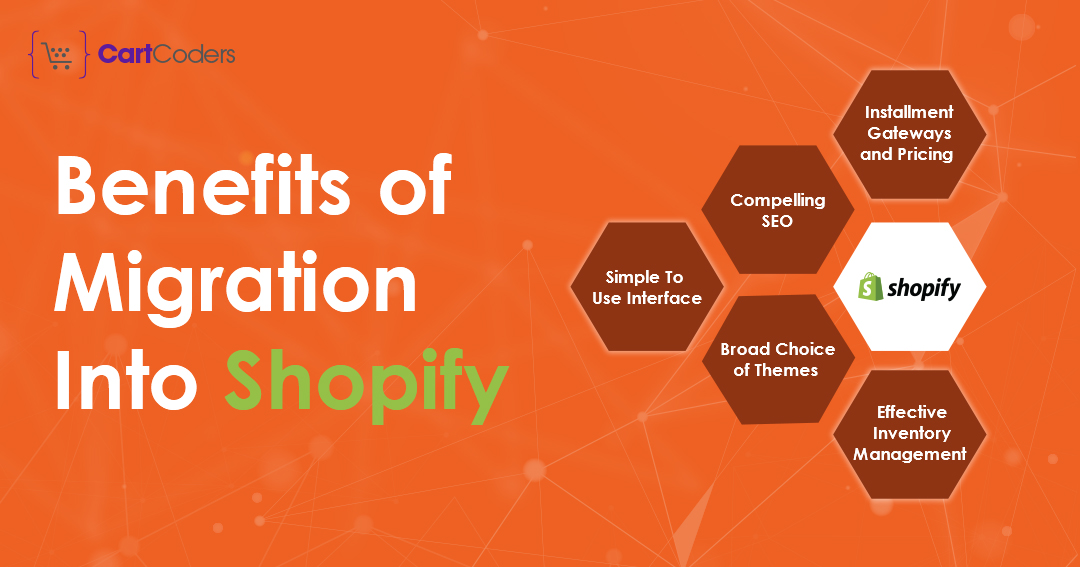 Benefits of Shopify Migration