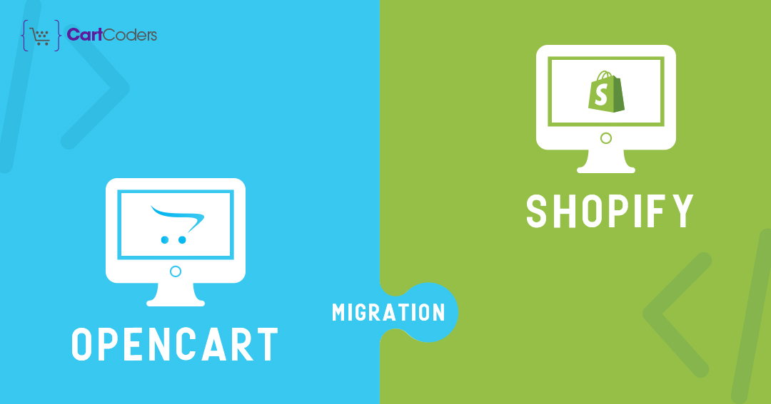 OpenCart to Shopify Migration
