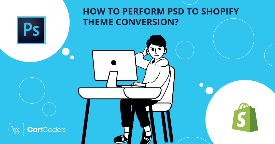 PSD to Shopify theme conversion
